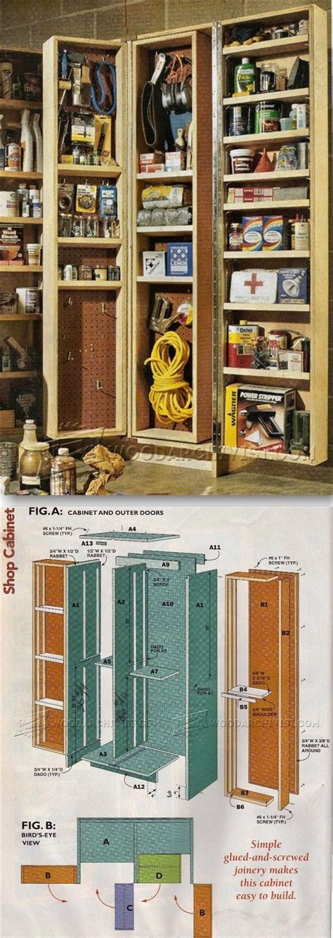 shop storage cabinet plans 17 best ideas about workshop plans on workshop