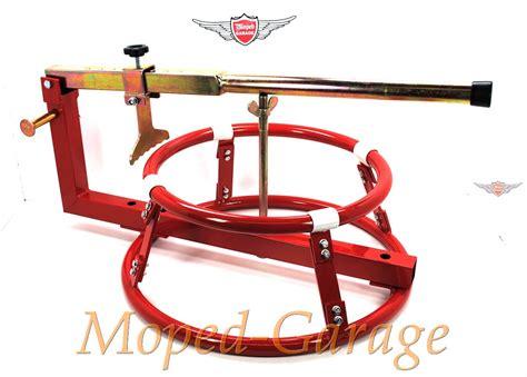 Motorradreifen 16 Zoll by Moped Garage Net Mofa Moped Motorrad Reifen Demontier