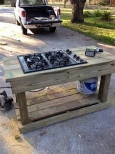 2 Burner Gas Cooktop Propane Permanent Campsite Ideas Google Search Gardening
