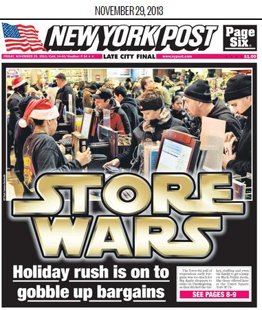 new york post newspaper best christmas presents talking biz news today march 25 2014 talking biz news
