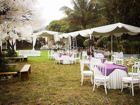 Wedding Outdoor Bandung by Tips Catering Wedding Outdoor Yufeto Catering
