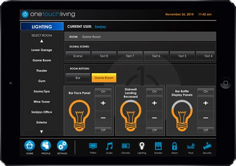 home lighting automation lighting ideas
