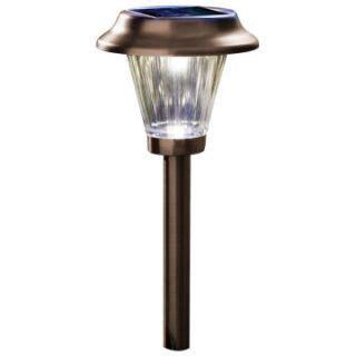 allen roth led landscape lighting allen roth 8 pack high output 6x brighter solar led
