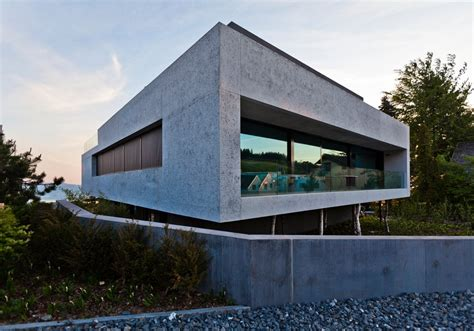 block house genuine concrete block house by simmengroup