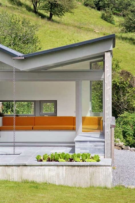 outdoor rooms ireland outdoor living house plan embraces ireland landscape