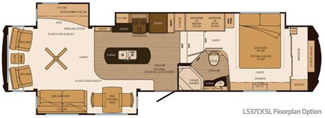 best rv floor plans lifestyle luxury rv introduces third floor plan vogel