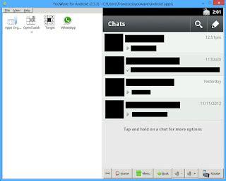 tutorial youwave whatsapp tutorial instalar whatsapp en windows con youwave taringa