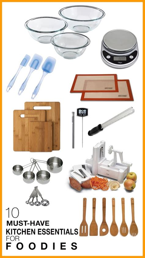 10 essential kitchen tools that everyone should have gal on a mission 206 best images about kitchen gadgets on pinterest