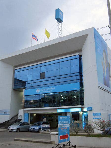ktb bank thailand krung thai bank thapae rd branch chiang mai