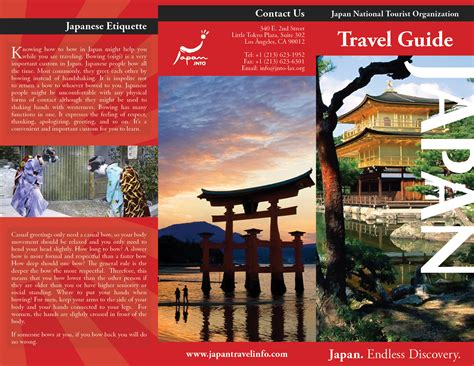 japan travel brochure template related keywords suggestions for japan travel brochure
