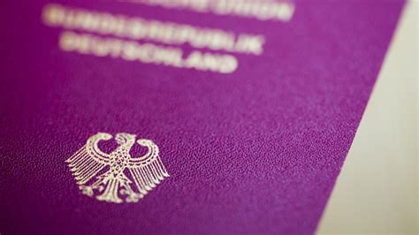 Wann Brauche Ich Einen Reisepass Reise Bild De