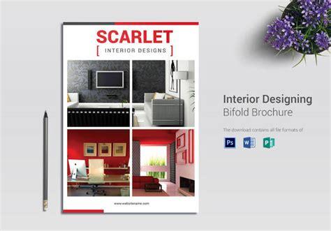 home decor brochure 23 interior decoration brochure templates free word