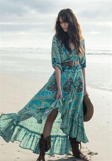 jurken summer chic boho chic bohemian boho style hippy hippie chic boh 232 me
