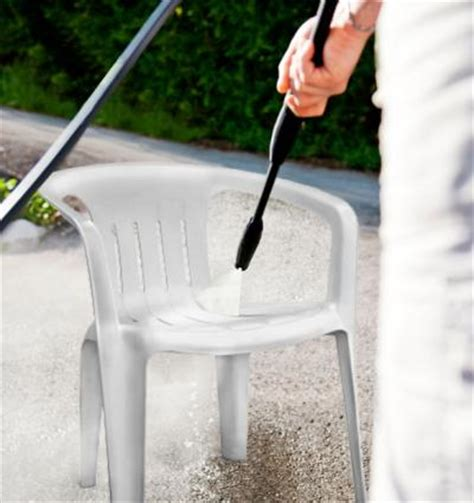 boat furniture cleaner how to clean white plastic deck chairs