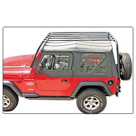 2006 Jeep Commander Roof Rack 1997 2006 Jeep Wrangler Tj Roof Rack Olympic 4x4