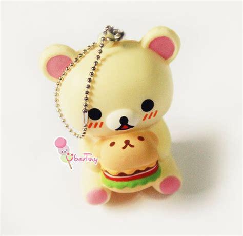 Squishy Rillacuma Burger 1000 images about squishy on rilakkuma kawaii and hello