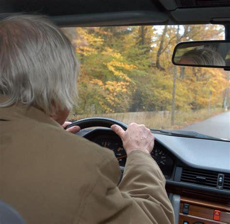 Fahrt 252 Chtigkeit Ab Wann Senioren Den Lappen Besser