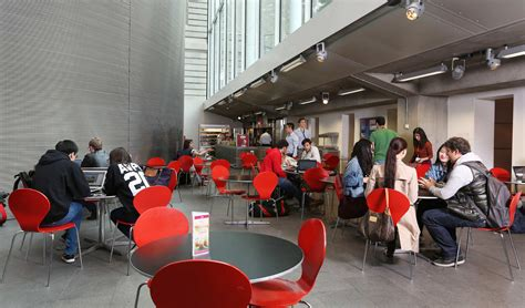 The Businees School business school cafe administration and support services