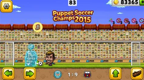 mod game android desember 2015 puppet soccer football 2015 unlimited coins mod apk