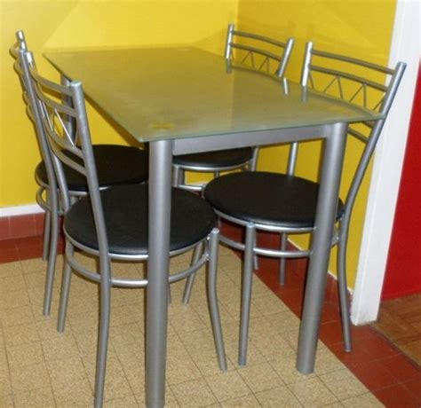 table de cuisine d occasion ophrey com table chaises cuisine occasion pr 233 l 232 vement