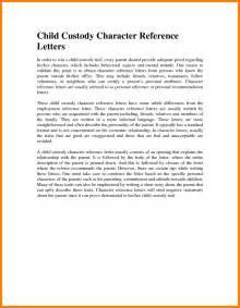 child custody letter template 4 letter of child custody day care resume
