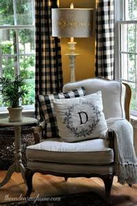 Buffalo Home Decor House Tour House Snooping At The Endearing Home Plaid