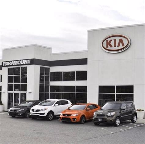 Kia Of Hickory by Paramount Kia Of Hickory In Hickory Nc 28602 Citysearch