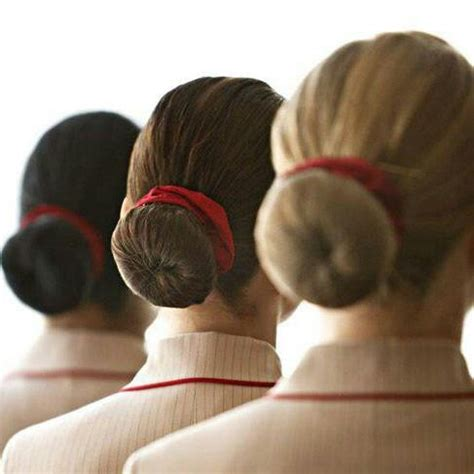 Hairstyle For Cabin Crew by 17 Best Ideas About Emirates Cabin Crew On