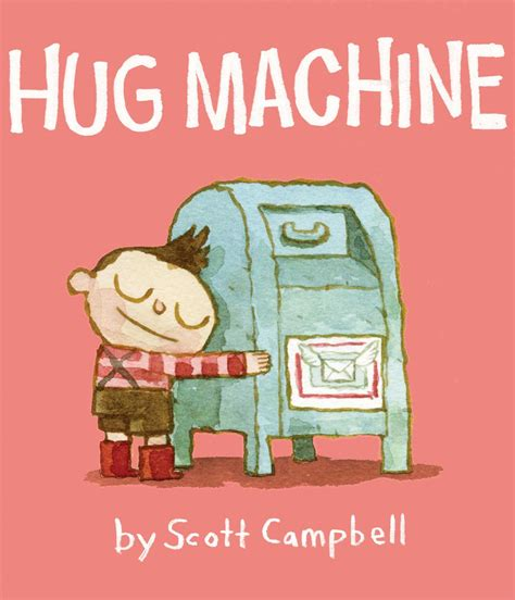 hug machine book by cbell official publisher