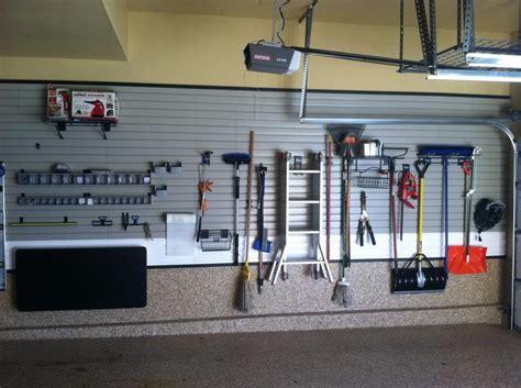 small garage organization ideas