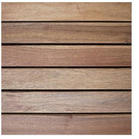 piastrelle in legno per esterni piastrelle pavimento da esterni in legno 5 pz brico casa