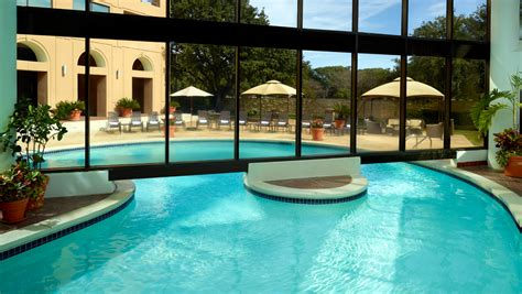 indoor and outdoor pool austin hotel pool omni austin hotel at southpark