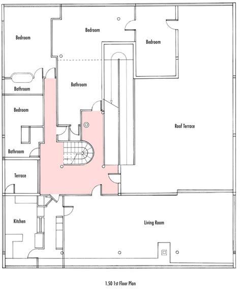villa savoye floor plans villa savoye house plans house design plans