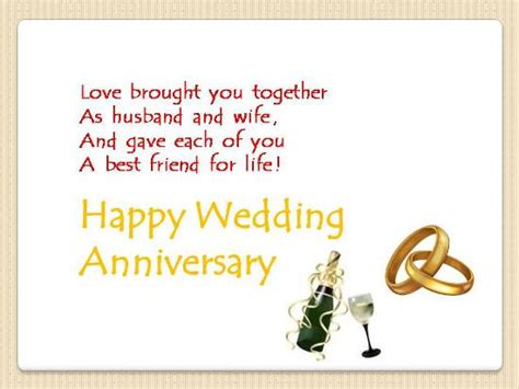 30 splendid and touching wedding anniversary wishes - Wedding Anniversary Ecards For Friend