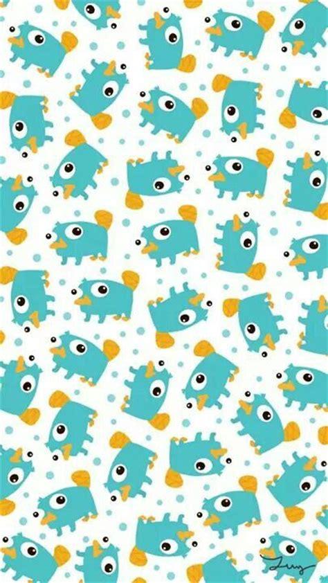 wallpaper whatsapp stitch perry the platypus disney world pinterest patterns