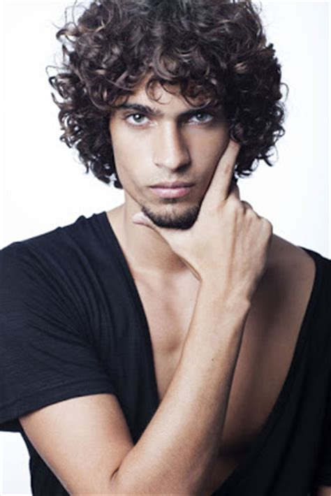 male models biracial hairstyles morphosis frederico lima by lucio luna