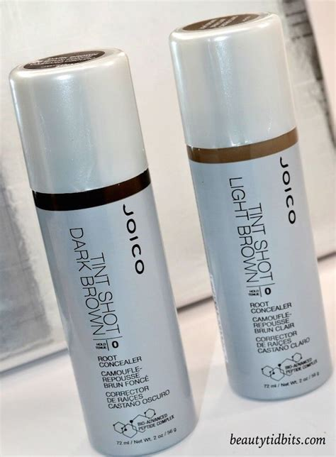 joico shoo color endure joico tint root concealer joico hair color