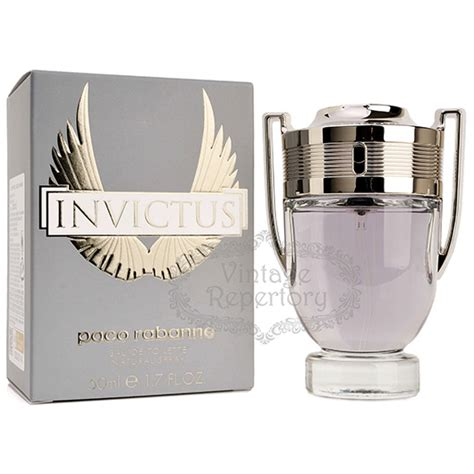 The 50ml 1 7oz paco rabanne perfume invictus eau de toilette mens