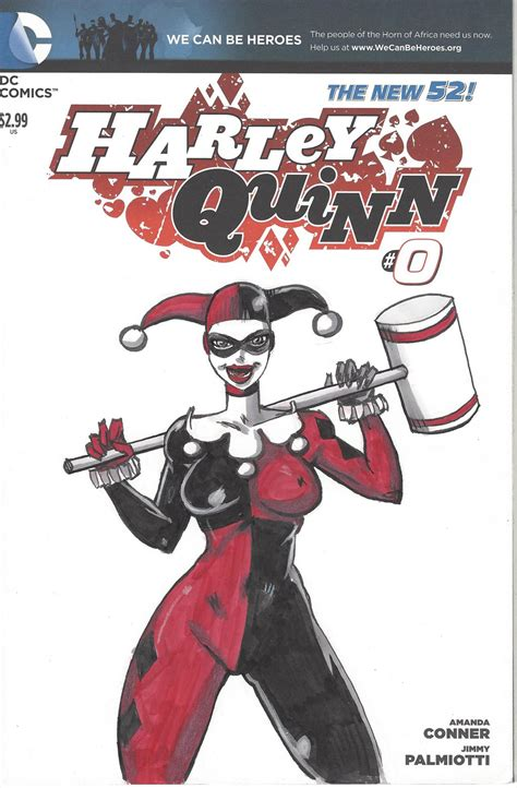 libro harley quinns cover gallery sketch cover harley quinn classic by jasinmartin on