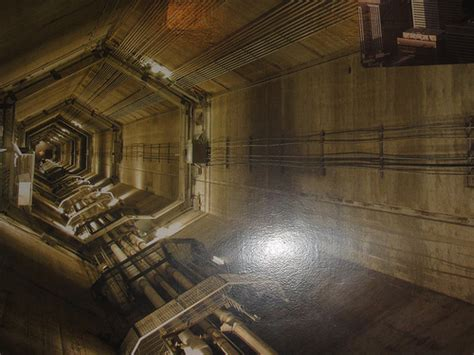 Cn Tower Interior by Inside The Cn Tower Flickr Photo