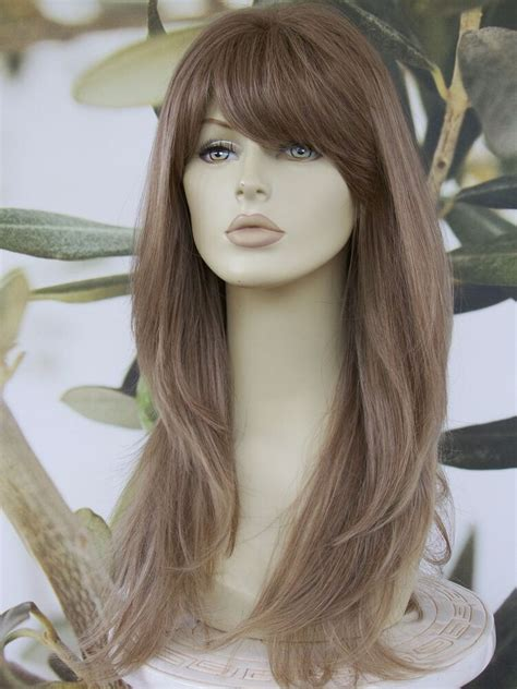 Light Brown In by Womens Fashion Hair Wig Light Brown