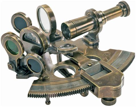 sextant origin authentic models kao30 bronze pocket sextant used by