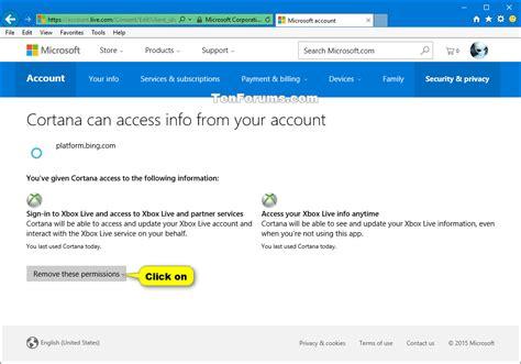 windows 10 online tutorial connect xbox live account to cortana in windows 10 windows