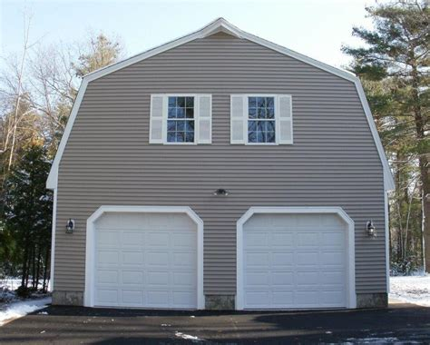 gambrel garage gambrel garage apartment prefab portable garages