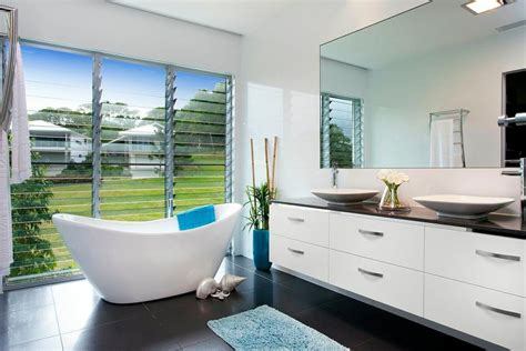 bathroom vanities sunshine coast terrific white cottage bathroom vanity contemporary with glass louvers