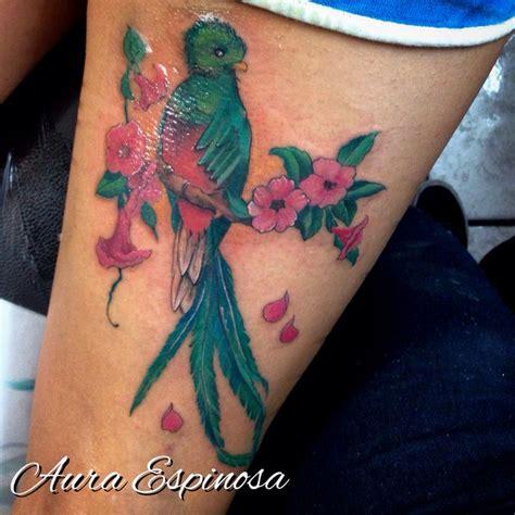 watercolor quetzal tattoo best 25 quetzal ideas on calf