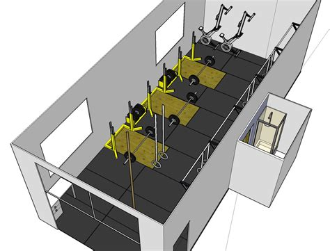 crossfit gym floor plan gym floor design plan american hwy