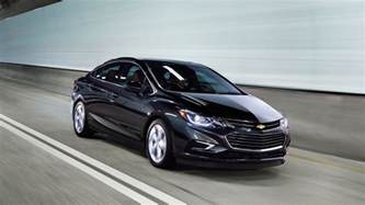 chevrolet cruze 2016 an advance compact car with