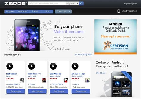 aptoide zedge zedge themes for android phones