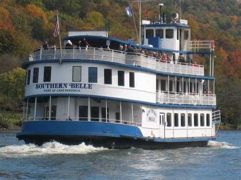 chattanooga paddle boat southern belle riverboat chattanooga boats pinterest